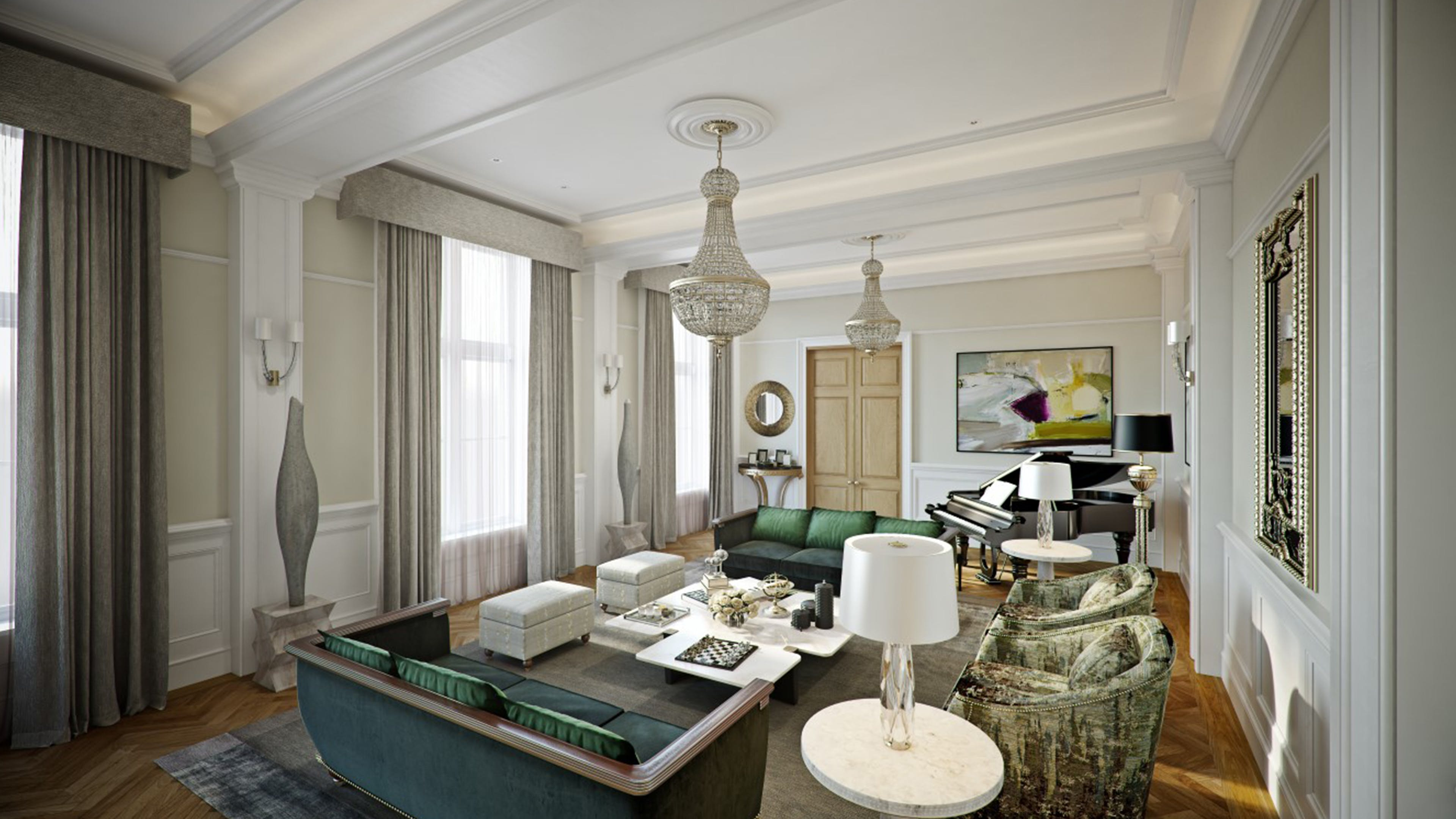 Oceanic House, Trafalgar Square -  - New York City Townhouse Real Estate