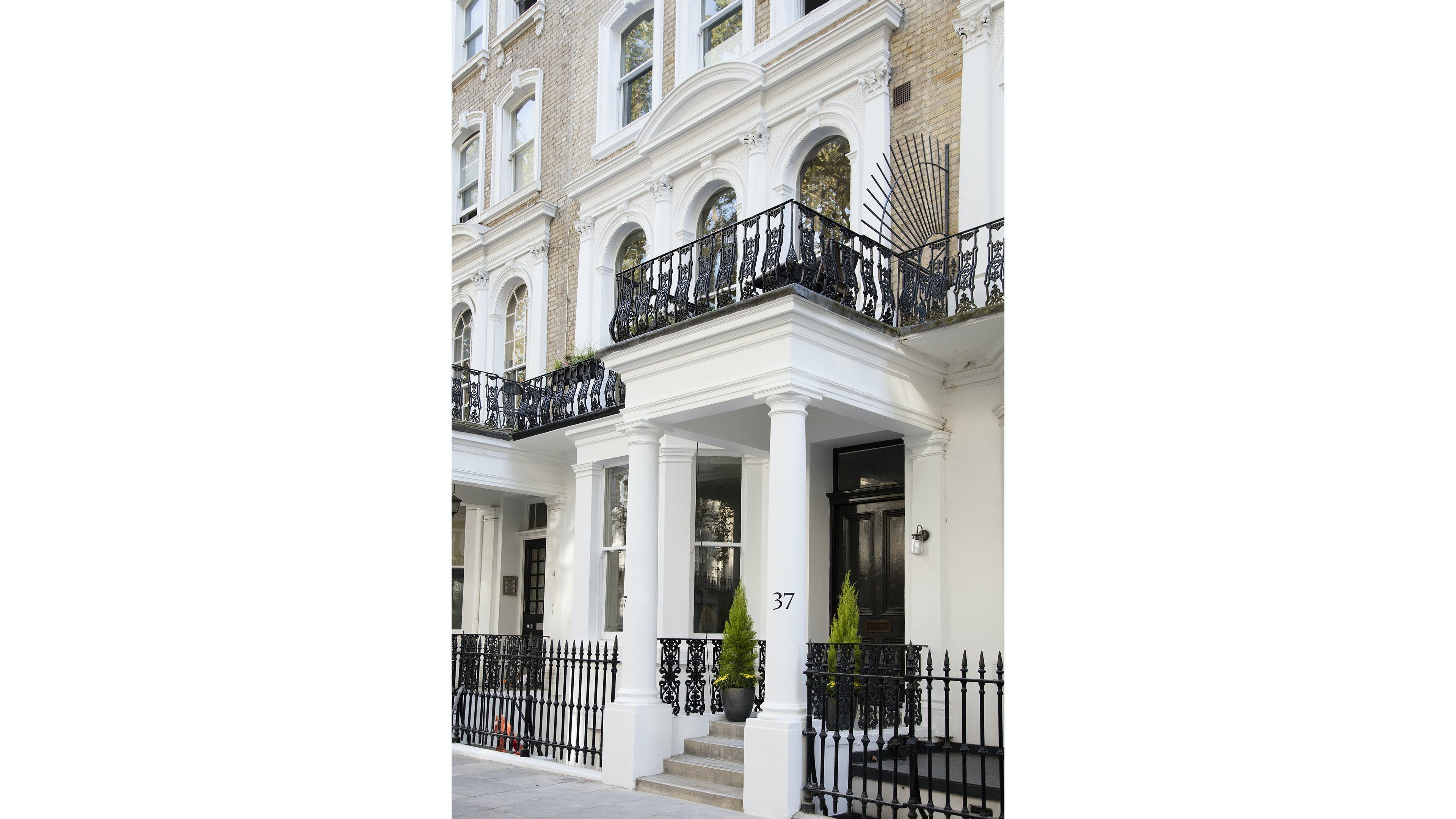 37 Beaufort Gardens, Knightsbridge -  - New York City Townhouse Real Estate