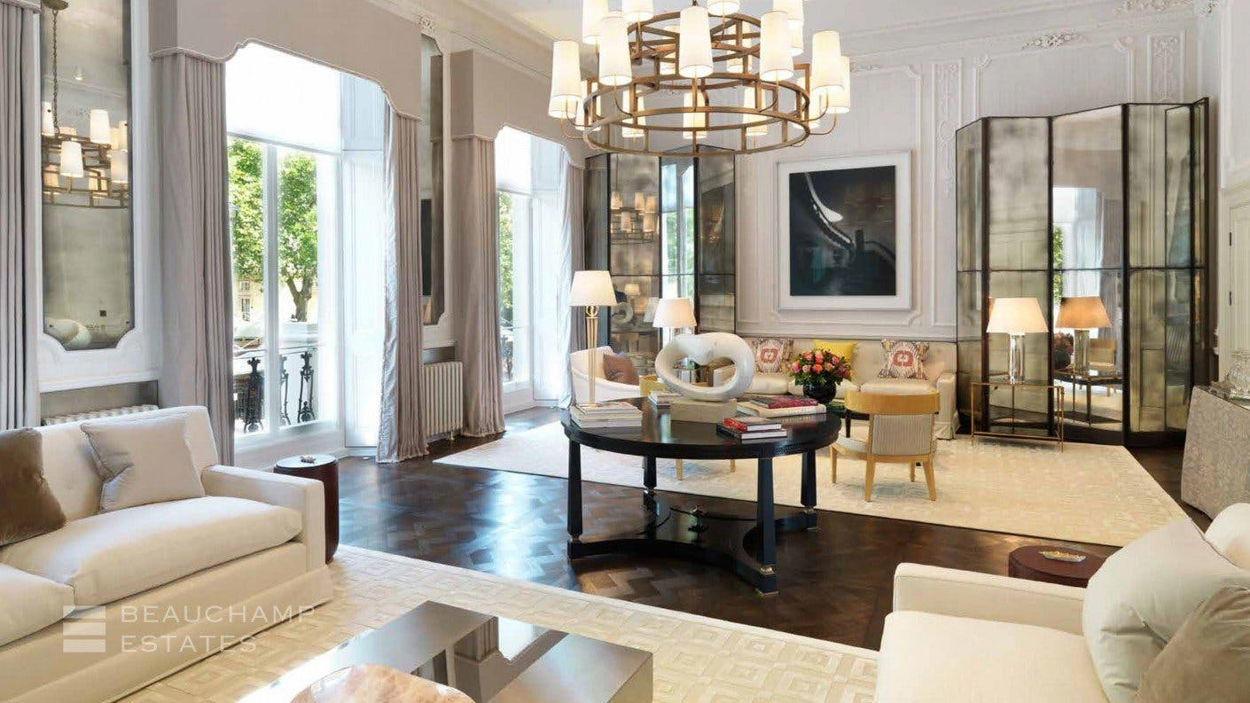 No. 6 Buckingham Gate, SW1 -  - New York City Townhouse Real Estate