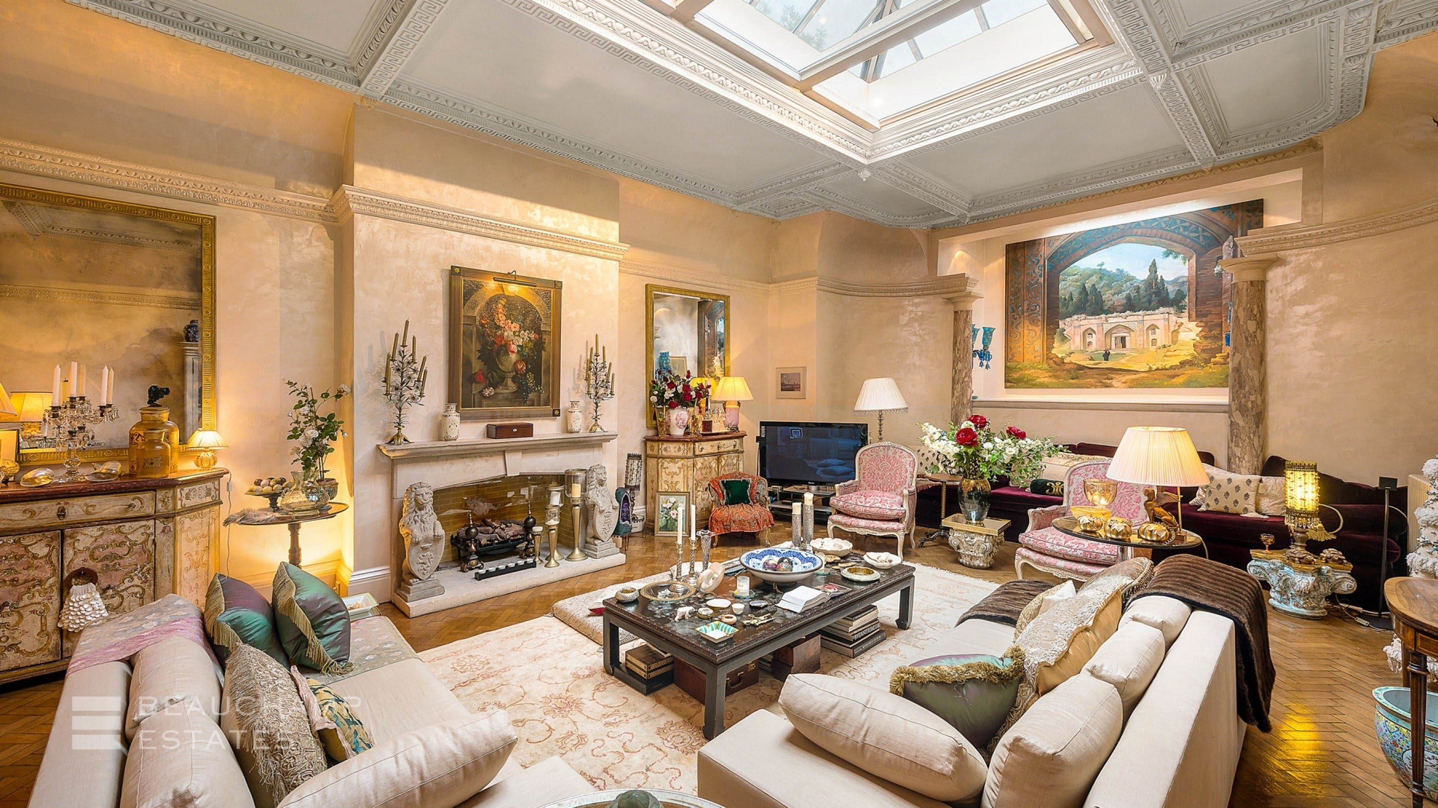 Onslow Square, SW7 -  - New York City Townhouse Real Estate