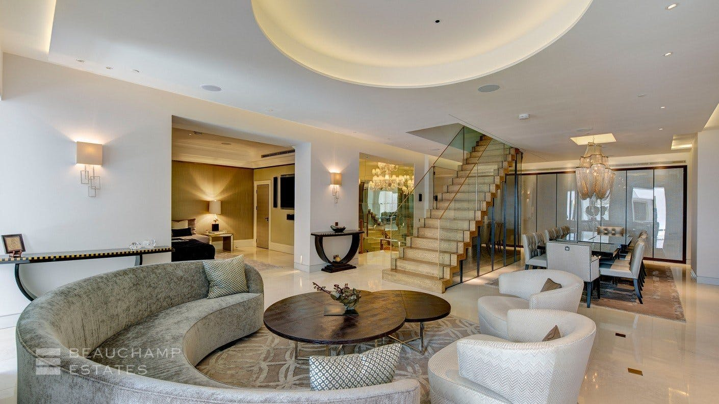 Princes Gate, SW7 -  - New York City Townhouse Real Estate