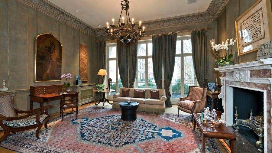 Ennismore Gardens -  - New York City Townhouse Real Estate