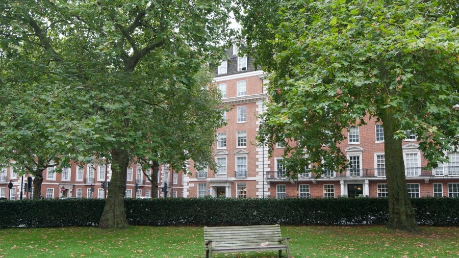 Grosvenor Square, Mayfair -  - New York City Townhouse Real Estate
