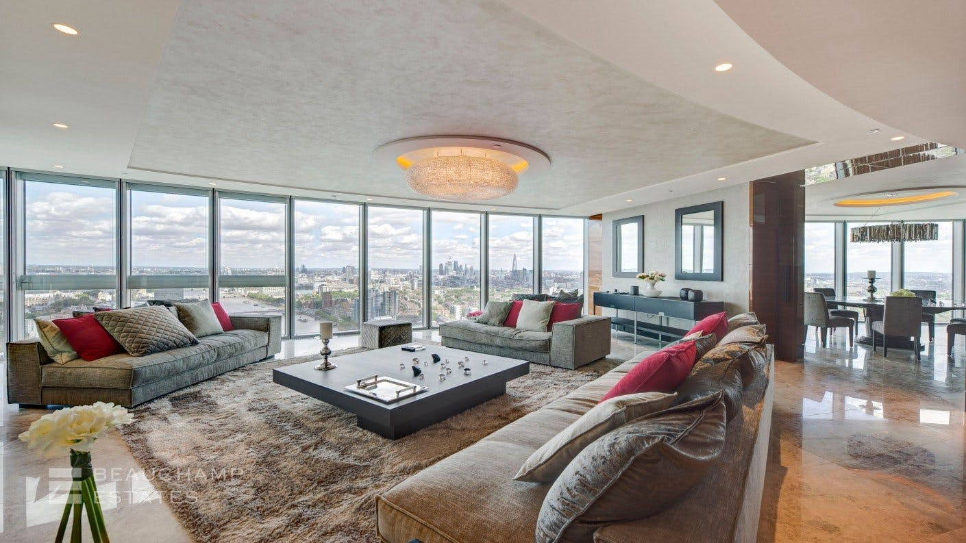 The Tower, SW8 -  - New York City Townhouse Real Estate