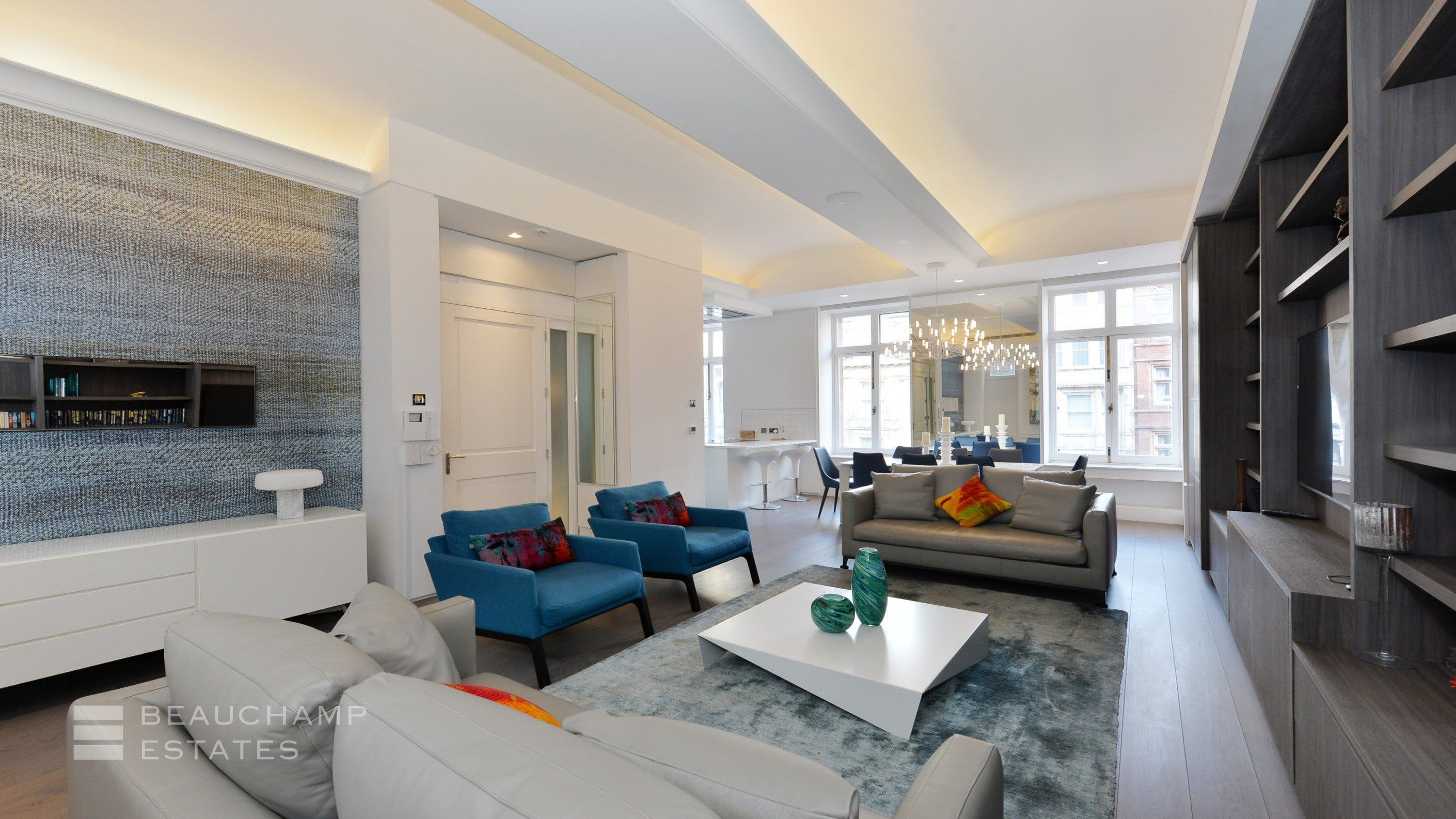 1 Whitehall, SW1 -  - New York City Townhouse Real Estate